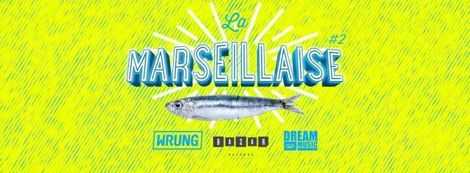 La Marseillaise x Bazar x 21.11